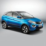 Tata Nexon side press shots Auto Expo 2016