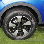 Tata Nexon wheel at Auto Expo 2016