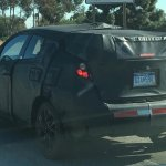 Toyota C-HR compact SUV spotted on test