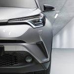Toyota C-HR teaser leaked image