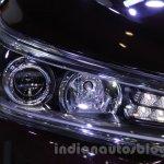 Toyota Innova Crysta 2.8 Z headlamp at the Auto Expo 2016