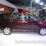 Toyota Innova Crysta 2.8 Z side at the Auto Expo 2016