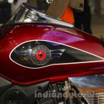 UM Renegade Classic tank at Auto Expo 2016