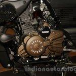 UM Renegade Commando engine at Auto Expo 2016