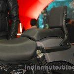 UM Renegade Commando seat at Auto Expo 2016
