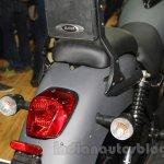 UM Renegade Commando taillight at Auto Expo 2016