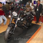 UM Renegade Sport S front three quarter at Auto Expo 2016