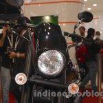 UM Renegade Sport S headlight at Auto Expo 2016