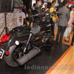 UM Renegade Sport S rear three quarters left at Auto Expo 2016