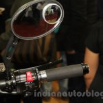 UM Renegade Sport S rear view mirror at Auto Expo 2016