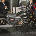 UM Renegade Sport S side at Auto Expo 2016 - Image Gallery