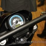 UM Renegade Sport S speedometer at Auto Expo 2016
