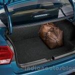 VW Ameo boot press shots