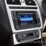 VW Ameo music system press shots