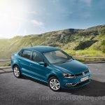 VW Ameo press shots