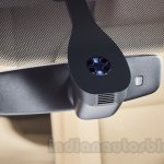 VW Ameo rain sensor press shots