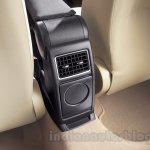 VW Ameo rear AC press shots