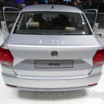 VW Ameo rear at Auto Expo 2016