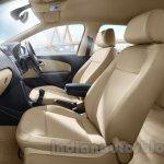 VW Ameo seats press shots