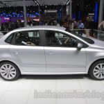VW Ameo side profile at Auto Expo 2016