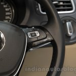 VW Ameo steering wheel right at Auto Expo 2016