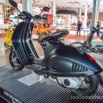 Vespa 946 Armani 125 grey green at Auto Expo 2016
