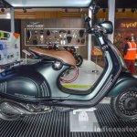 Vespa 946 Armani 125 side at Auto Expo 2016