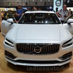 Volvo S90 front at the 2016 Geneva Motor Show Live