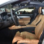 Volvo S90 front cabin at the 2016 Geneva Motor Show Live