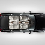Volvo XC90 Excellence press image top view