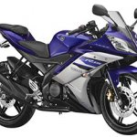 Yamaha R15 V2 Revving Blue launched