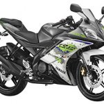 Yamaha R15 V2 Sparky Green launched