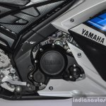 Yamaha R15S engine at Auto Expo 2016