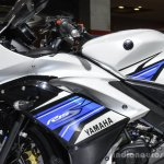 Yamaha R15S graphics at Auto Expo 2016