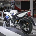 Yamaha R15S rear quarter at Auto Expo 2016