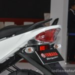 Yamaha R15S tail lamp at Auto Expo 2016