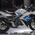 Yamaha R15S white at Auto Expo 2016