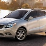 2013 Buick Encore front three quarters