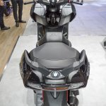 2016 BMW C650 GT rear at 2016 BIMS