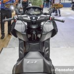 2016 BMW C650 GT rider view at 2016 BIMS