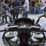 2016 BMW C650 Sport handlebar at 2016 BIMS