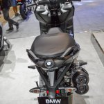 2016 BMW C650 Sport rear at 2016 BIMS
