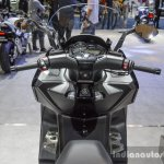 2016 BMW C650 Sport rider view at 2016 BIMS