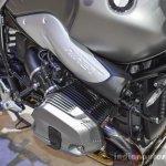 2016 BMW R nineT Scrambler air intake at 2016 BIMS