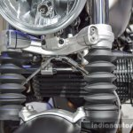 2016 BMW R nineT Scrambler fork boot at 2016 BIMS