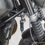 2016 BMW R nineT Scrambler fork rubber boot at 2016 BIMS