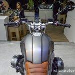2016 BMW R nineT Scrambler rider view at 2016 BIMS