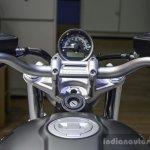 2016 BMW R nineT Scrambler speedometer at 2016 BIMS