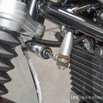 2016 BMW R nineT Scrambler steering damper at 2016 BIMS