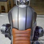 2016 BMW R nineT Scrambler twin cylinder at 2016 BIMS